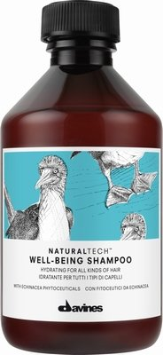 Well Being shampoo 250ml
