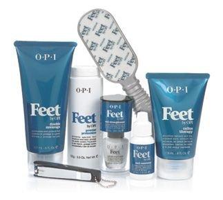 O.P.I Feet Producten