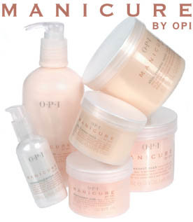 O.P.I Manicure kit