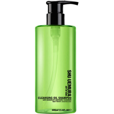 Cleansing oil shampoo Anti-dandruff soothing cleanser 400ml
